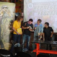 11th Budapest International Comics Festival reviews and photos