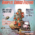 13th Budapest International Comics Festival - May 14th, 2017