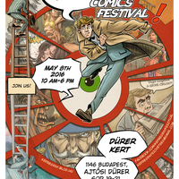 12th Budapest International Comics Festival - May 8, 2016