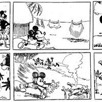 Mickey Mouse képsorok
