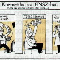 Kassowitz Félix: Kozmetika az ENSZ-ben