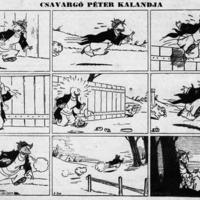 Csavargó Péter / Pete the Tramp