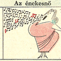 Kassowitz Félix: Az énekesnő