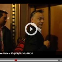 I. Fülkefor legyűrte az liftet