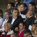 Orbán és Csányi barátok