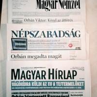 Orbán áttört, kiegyezett a megadásban