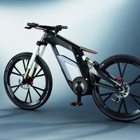 Az Audi is rámegy a dizájnos e-bike gyártására