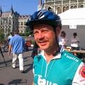 Ellopták Révész biciklijét a szimbolikus erdélyi túra előtt