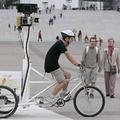 Biciklis álomállás a Google-nél