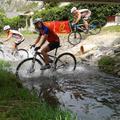 Patakba hajtottak a Veszprémben a kerékpárosok