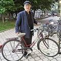 Majdnem megette a biciklit