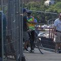 Nem viccelnek a rendőrök a Margit hídon