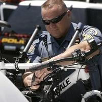 101 biciklit kapott a rendőrség