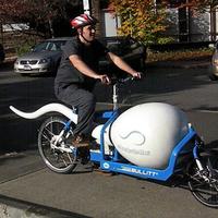 Céges bicikli