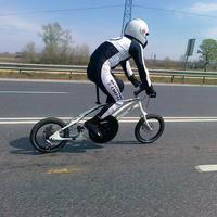 Ellopták a rekordállításra készült egyedi kerékpárt