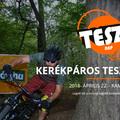 Kerékpáros Tesztnap 2018