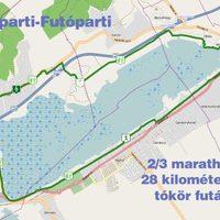 Túra térkép: Velencei-tó kerékpárút
