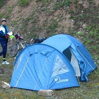 Defektet kapok - Tábort verünk a Tara kanyonban