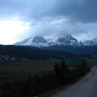 Zabljak - A Balkán legmagasabb városa