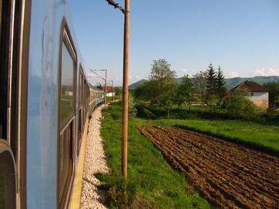 Bosznia, Bosna-völgy