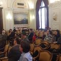 Beszámoló a Számítógépes Társadalomtudomány (Computational Social Science) témacsoport bemutatkozó konferenciájáról