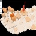 Mennyit ér a kecód? Medián négyzetméter árak vizualizálva!