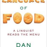 Könyvajánló: The Language of Food