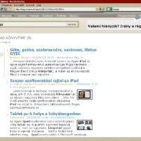 Kereső tanfolyam - 5. Magyar keresők