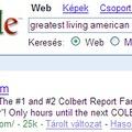 Colbert a legnagyobb élő amerikai