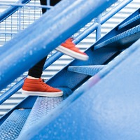 Lift, lépcső, emelet
