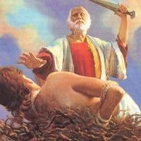 Az Úr felháborító kérése Ábrahámhoz