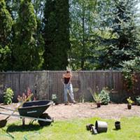 A házilagos kerti gyepszőnyeg telepítés menete