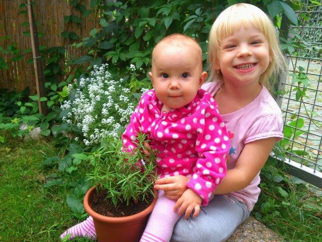 Tündérbirodalom - Gyerekkel a kertben