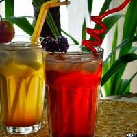 Gyümölcsös frissítő teák házilag