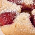 Epres-marcipános pünkösdi sütemény