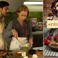 Helen Mirren a konyhában