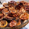 Mákosguba karamellizált citromszeletekkel