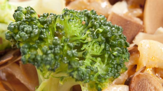 Rokfortos brokkoli fusilli tésztával
