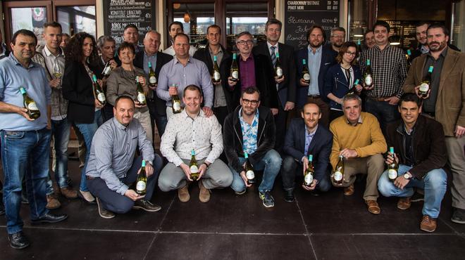 BalatonBor évjárat-premier Michelin csillagos falatkákkal és Budapest branddel