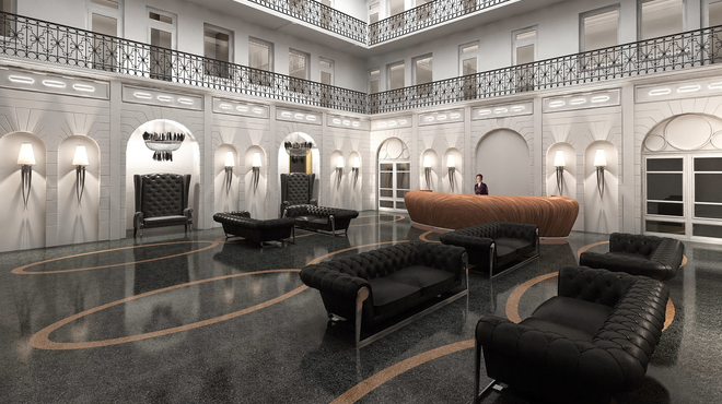 Együtt nyílik a Prestige Hotel Budapest és a Costes Downtown