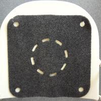 DIY: Ikea székpárnából nyakék