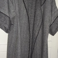 DÍY: kabát minimál stílusban