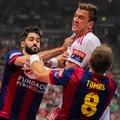 Telekom Veszprém - FC Barcelona  Lassa : előzetes esélylatolgatás