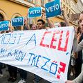 Ha nem politizálnak a CEU-tüntetés szervezői, akkor hiába nyernek, veszteni fognak