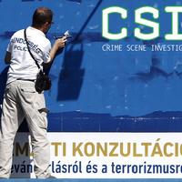 Kit véd a rendőrség, amikor a Fidesz plakátjait védi?