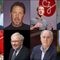 A leggazdagabb nyolc milliárdosnak akkora a vagyona, mint a világ szegényebb felének
