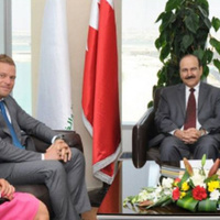 A mi gyomrunkban áll saját lábán Orbán Ráhel, Bahreinben is