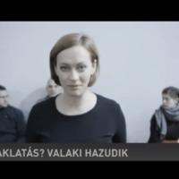 Több mint fél nap telt el, de az ATV még mindig nem kért bocsánatot Sárosdi Lillától