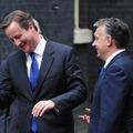 Cameron az angliai magyarok sorsáról tárgyalhat majd Orbánnal