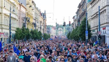 Már csak a terv hiányzik a tüntetésekből